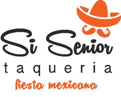 Si Senior Taqueria – Fiesta Mexicana Logo
